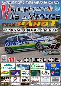 Cartel-RallyeSprint-Illa-de-Menorca-2015