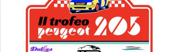 II TROFEO PEUGEOT 205