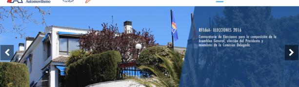 ELECCIONES RFEDA 2016-2020