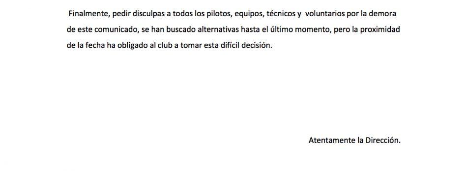 """<a href=""""http://www.fa-ib.com/2018/03/aplazada-la-iii-pujada-a-aigues-blanques/""""><b>APLAZADA LA III PUJADA A AIGÜES BLANQUES</b></a><p>COMUNICADO OFICIAL III PUJADA A AIGÜES BLANQUES El Motor Club SR Pitiús les comunica que lamentablemente la III Pujada a Aigües Blanques queda suspendida por causas ajenas al club. Las</p>"""